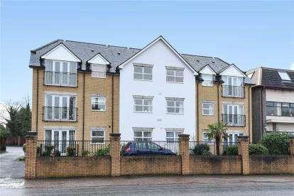 2 Bedrooms Flat for sale in Windsor Court, 203 High Street, West Wickham