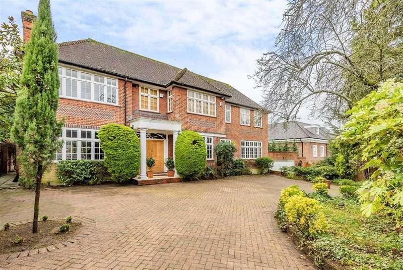 5 Bedrooms Detached House for sale in Grange Avenue, Totteridge, London