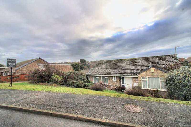 2 Bedrooms Detached Bungalow for sale in Clementine Avenue, Seaford, East Sussex