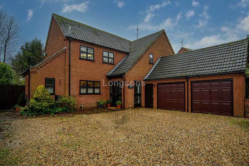 4 Bedrooms Detached House for sale in Watton Road, Swaffham