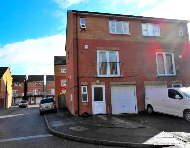 4 Bedrooms Town House for rent in Farm End Close, West Bromwich