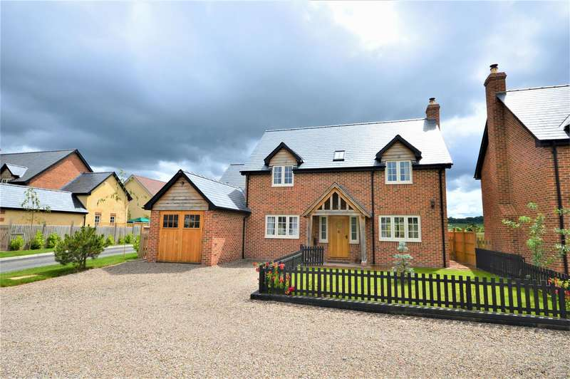 4 Bedrooms Detached House for sale in Rose Meadow, Marden, Hereford