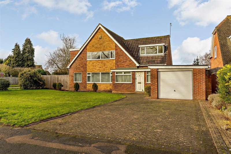 4 Bedrooms Detached House for sale in Beverley Road, Leamington Spa. Warwickshire