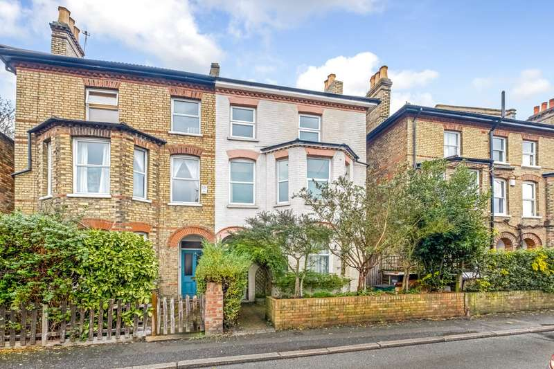4 Bedrooms Semi Detached House for sale in South Vale, Upper Norwood