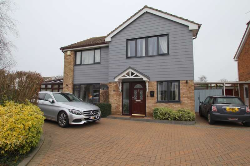 4 Bedrooms Detached House for sale in WEST MERSEA, COLCHESTER