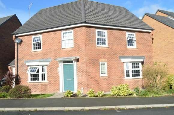 5 Bedrooms Property for rent in Snowgoose Way, Near Keele, Newcastle-Under-Lyme