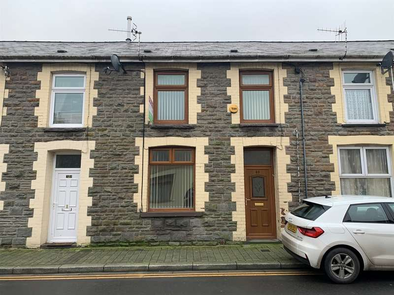 3 Bedrooms Terraced House for sale in Wyndham Street, Treherbert, Treorchy