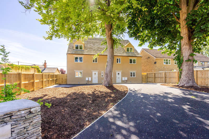 4 Bedrooms Semi Detached House for sale in Hampton Street, Tetbury