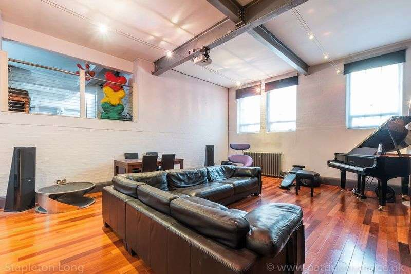 4 Bedrooms Property for sale in Dalston Lane, Hackney Central E8