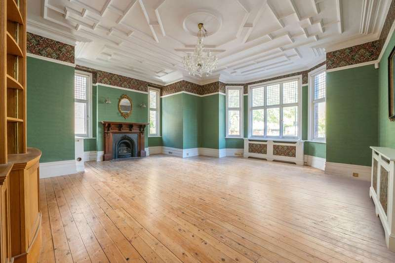 6 Bedrooms Semi Detached House for sale in Redington Road, Hampstead, London, NW3