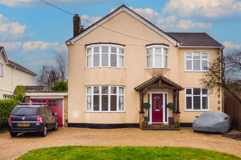 5 Bedrooms Detached House for sale in Church End Lane, Wickford