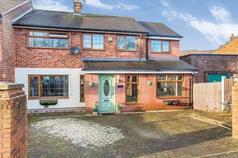 3 Bedrooms End Of Terrace House for sale in Garsdale Road, Ribbleton, Preston, Lancashire, PR2