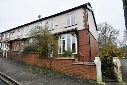 3 Bedrooms End Of Terrace House for sale in Ramsey Road, Blackburn, Lancashire