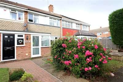 3 Bedrooms Terraced House for rent in Spots Walk, Galleywood, Chelmsford