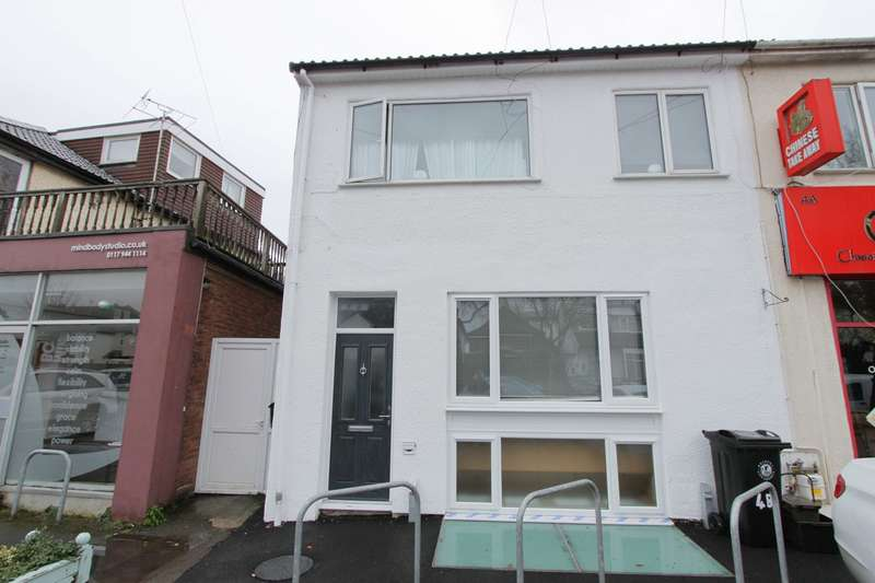 4 Bedrooms Flat for rent in Kellaway Avenue, Bristol, BS6