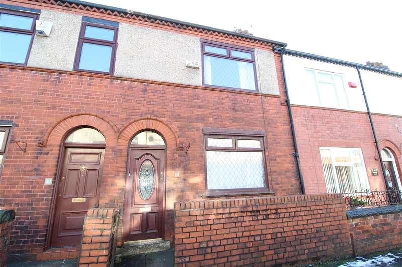 3 Bedrooms Terraced House for sale in Hornby Street, Swinley, Wigan.