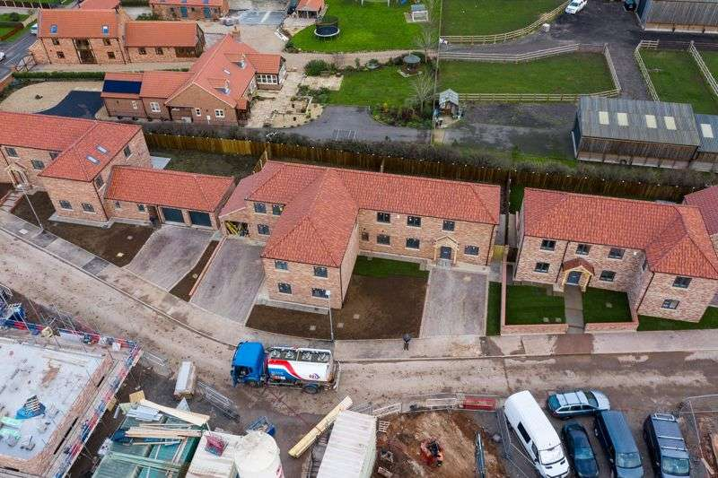 Property for sale in An Exclusive Development Of 9 New Build Properties, Main Street, North Leverton, Retford