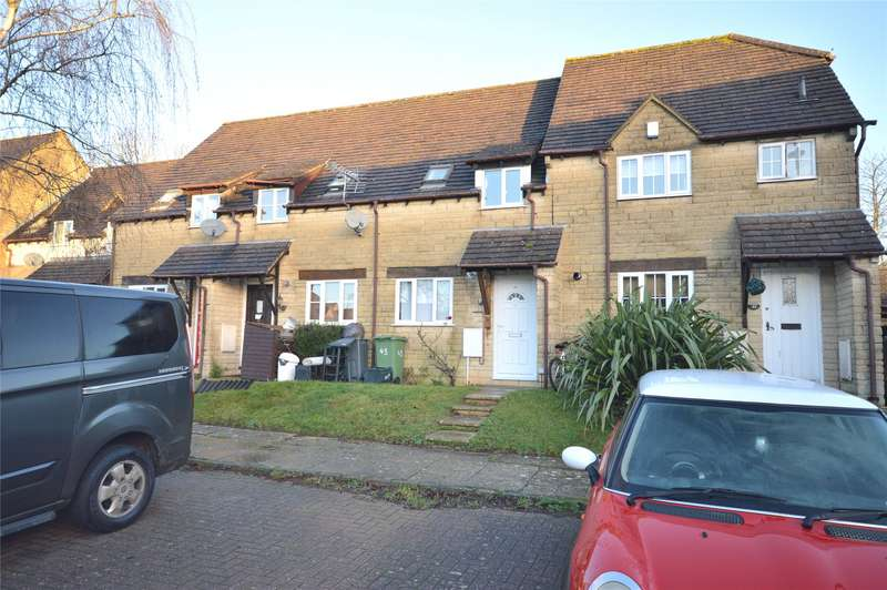 2 Bedrooms Terraced House for rent in Freame Close, Chalford, STROUD, Gloucestershire, GL6