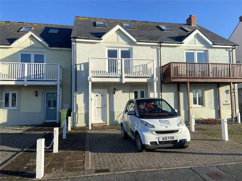 3 Bedrooms Link Detached House for rent in Puffin Way, Broad Haven, Haverfordwest