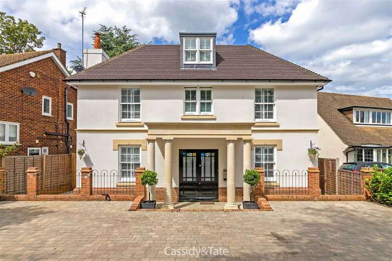 5 Bedrooms Detached House for sale in Marshalswick Lane, St Albans, Hertfordshire
