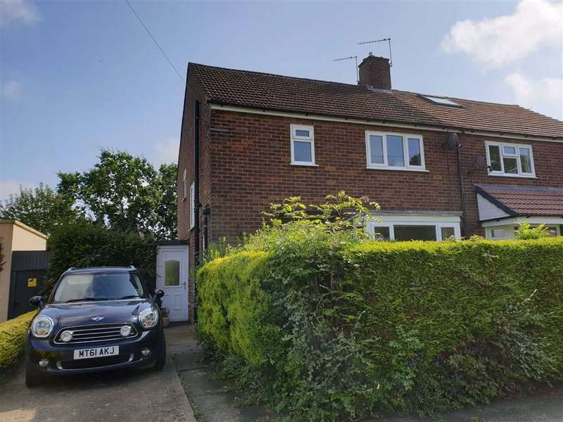 3 Bedrooms Semi Detached House for rent in Welton Drive, WILMSLOW