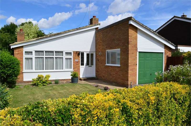 3 Bedrooms Detached Bungalow for rent in Flambards Close, Meldreth, Nr Royston, SG8