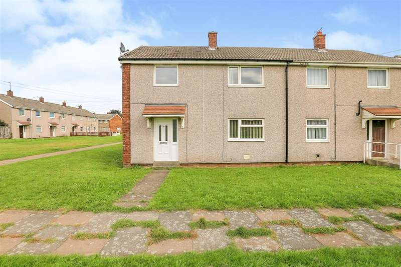 4 Bedrooms Semi Detached House for rent in Maple Walk, Knottingley, WF11 OPO