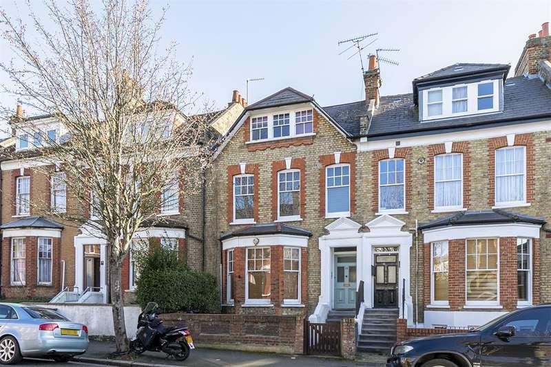 2 Bedrooms Maisonette Flat for sale in Durley Road, London, N16