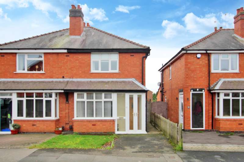 2 Bedrooms Semi Detached House for rent in Yvonne Road, Redditch, B97 5HX