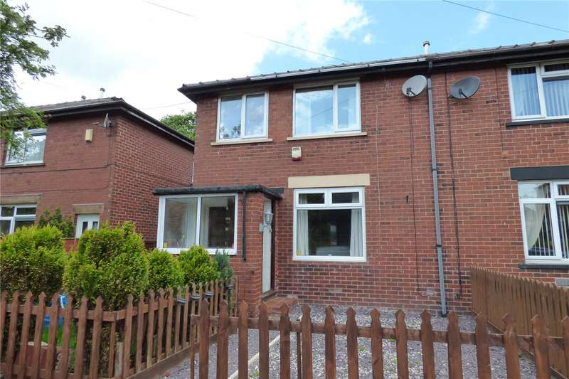 3 Bedrooms Semi Detached House for rent in Moorland Avenue, Whitworth, Rochdale, Lancashire, OL12