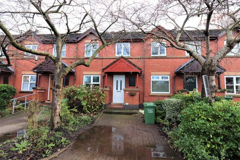 3 Bedrooms Terraced House for rent in Cherry Grove Road, Boughton