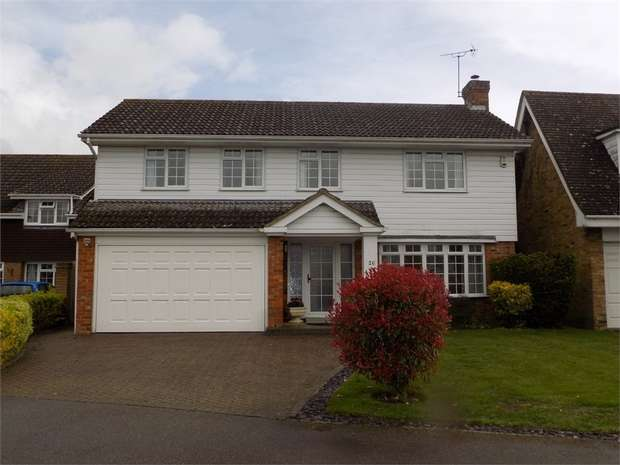5 Bedrooms Detached House for sale in The Orchards, Eaton Bray, Dunstable, Bedfordshire