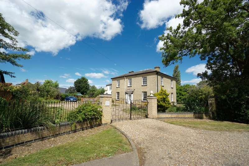 7 Bedrooms Detached House for sale in White House, Diss Road, Stradbroke, Suffolk