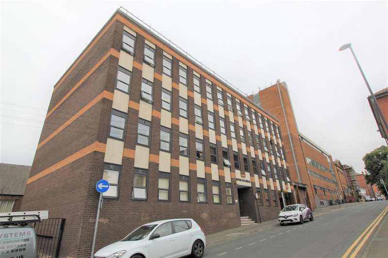 2 Bedrooms Apartment Flat for sale in Market Street, Wakefield