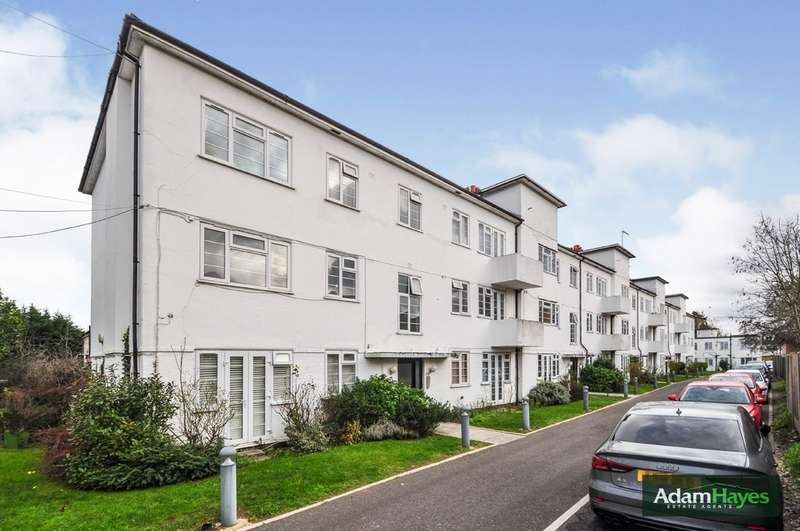 2 Bedrooms Flat for sale in Beech Lawns, North Finchley, N12