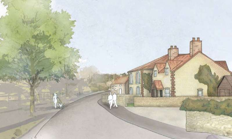 3 Bedrooms House for sale in Front Street, Tealby, LN8