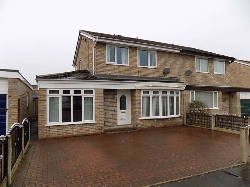 4 Bedrooms Semi Detached House for rent in Chesterholm, , Carlisle, CA2 7XX