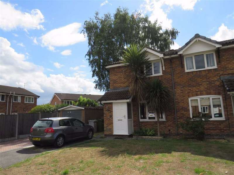 2 Bedrooms Semi Detached House for rent in Dorchester Close, WILMSLOW, WILMSLOW