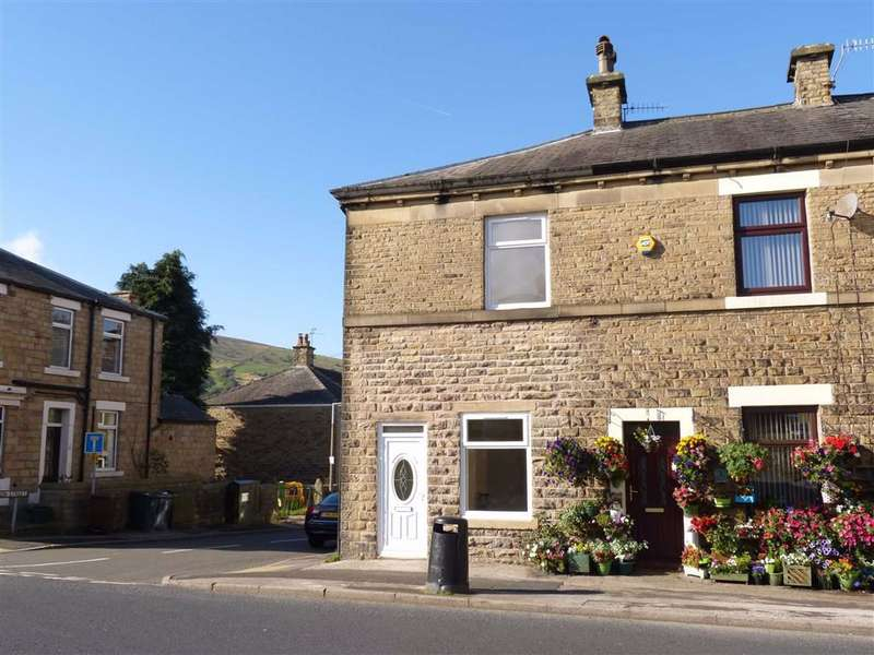 2 Bedrooms End Of Terrace House for rent in Charlestown Road, Glossop