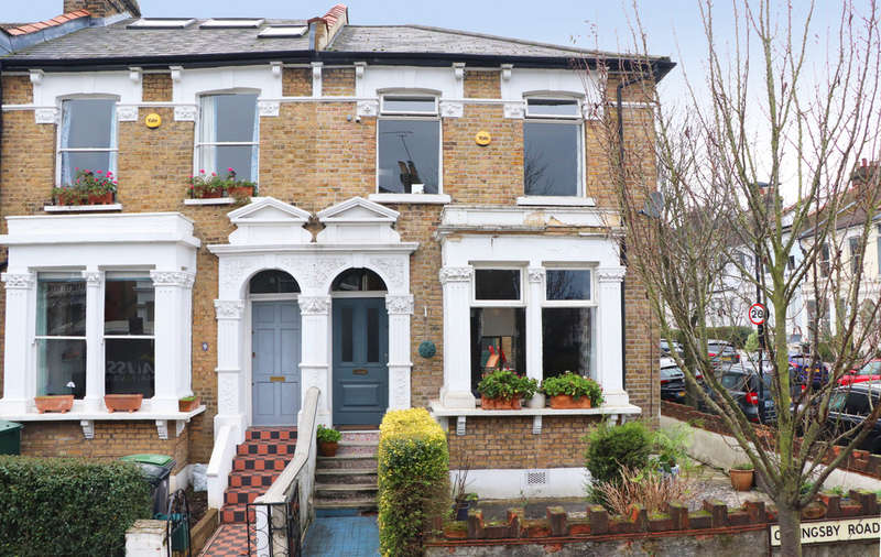 4 Bedrooms End Of Terrace House for sale in Coningsby Road, Stroud Green , Finsbury Park