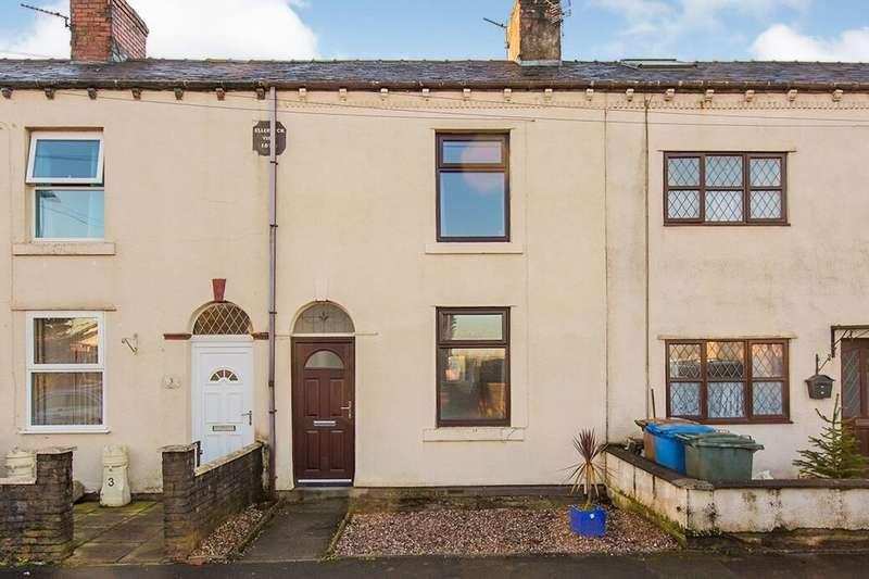 3 Bedrooms Terraced House for rent in Castle House Lane, Adlington, Chorley, PR7