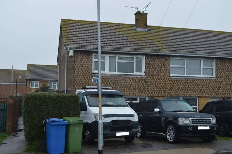 3 Bedrooms End Of Terrace House for sale in 1 Appledore Avenue, Sheerness, Kent