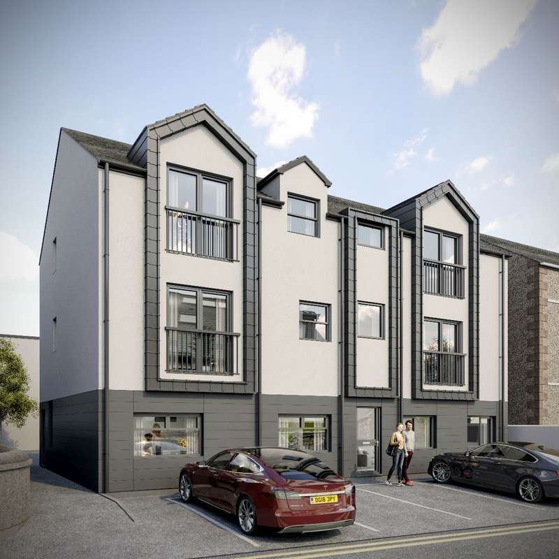 2 Bedrooms Apartment Flat for sale in The Swell, High Street, Rhosneigr