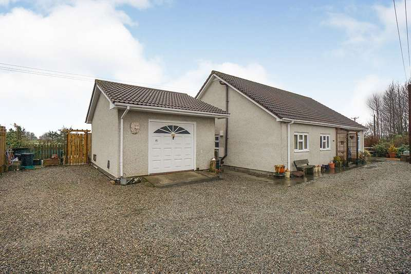 3 Bedrooms Detached Bungalow for sale in Arabella, Tain, IV19