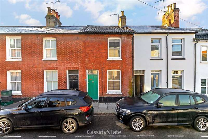 2 Bedrooms Property for rent in Grange Street, St Albans, Hertfordshire - AL3 5NA