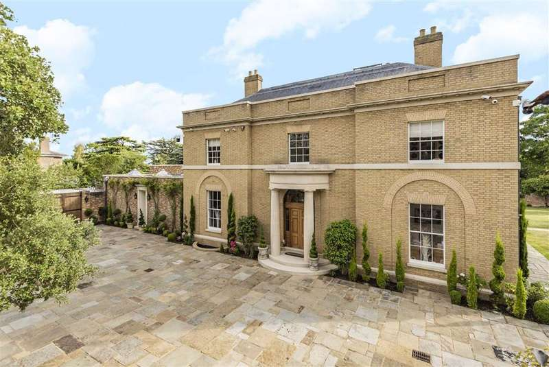 7 Bedrooms Detached House for sale in Hadley Common, Hadley Wood, Hertfordshire