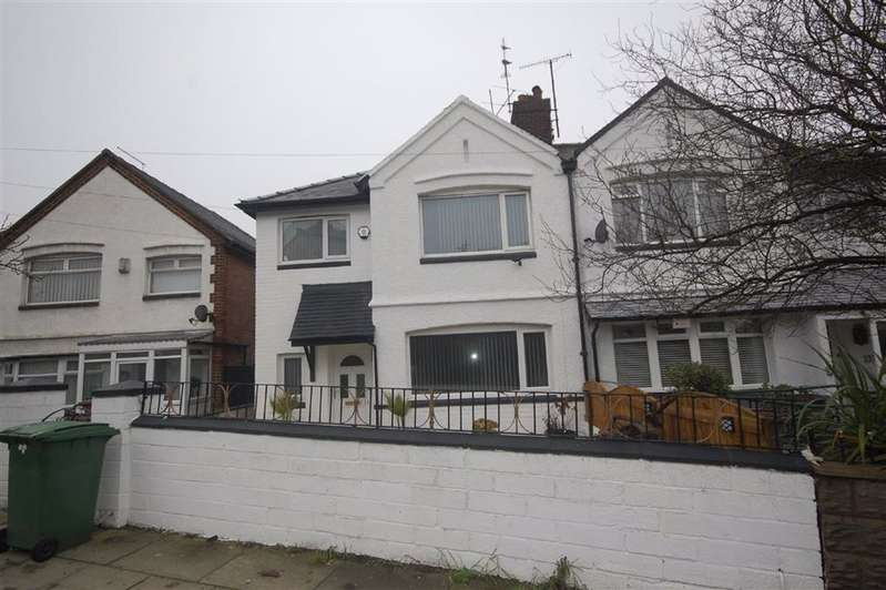 4 Bedrooms Semi Detached House for rent in Breck Road, Wallasey