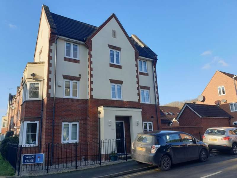 5 Bedrooms Semi Detached House for rent in Winn Close, Kenilworth