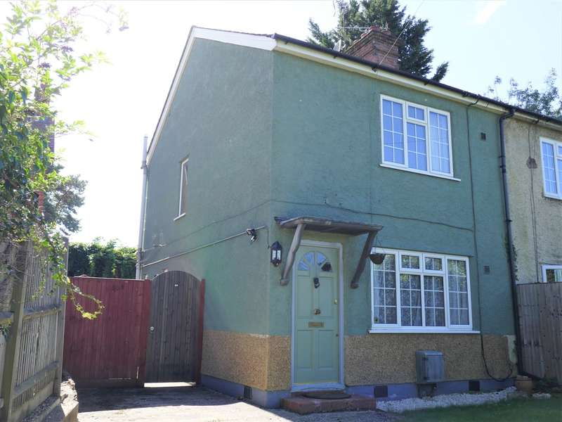 2 Bedrooms Cottage House for rent in Chantry Lane, Hatfield, AL10