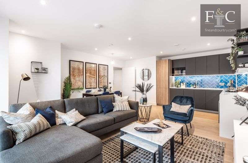 2 Bedrooms Property for sale in Shoreditch Penthouse